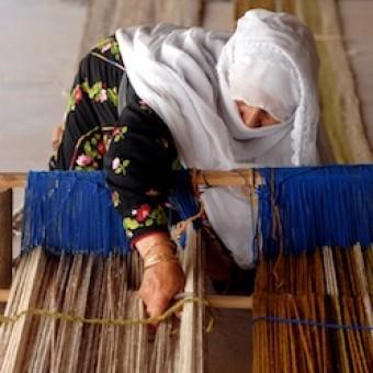 Bedouin Weaving
