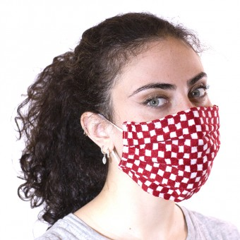Kaffiyeh Face Mask