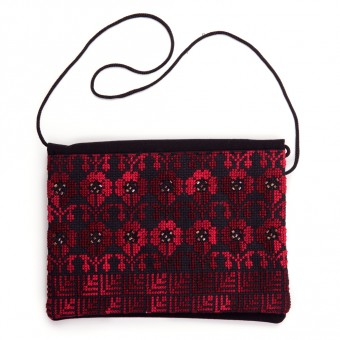 Embroidered Clutch - Warda