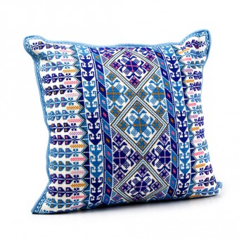 Embroidered Cushion Cover - Mimo
