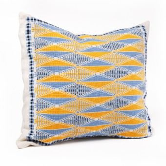 Embroidered Cushion Cover - Baklawa