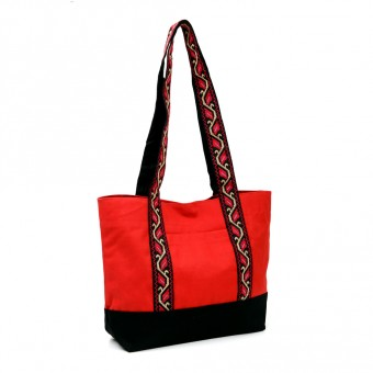Tote Bag - Vine Leaves