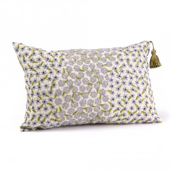 Embroidered Cushion Cover - Madani