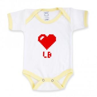 Baby Onesie - My Heart