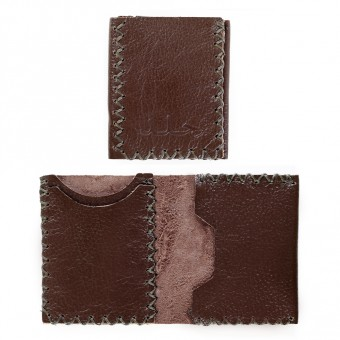 Front Pocket Leather Wallet