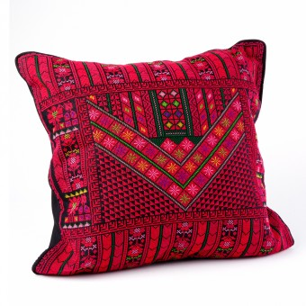 Embroidered Cushion Cover - Qabba