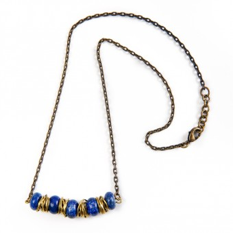 Bedouin Necklace -  Moon Light