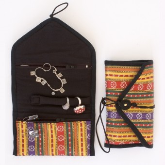 Travel Jewelry Case