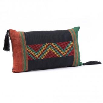 Embroidered Cushion - Majdalawi