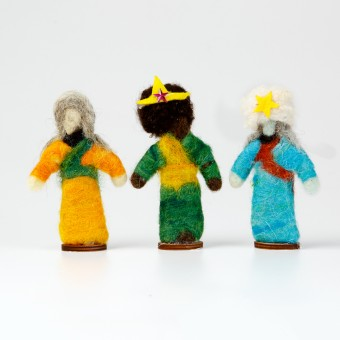 Felt Three Wise Men