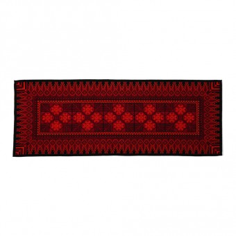 Table Runner - Nakhle (Red)