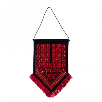 Embroidered Wall Hanging - Qabba (S)