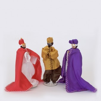 Three Wise Men - Palestinian Costume