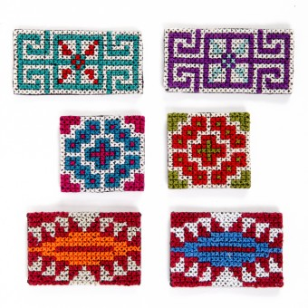 Fridge Magnet - Set of 3 Tiles