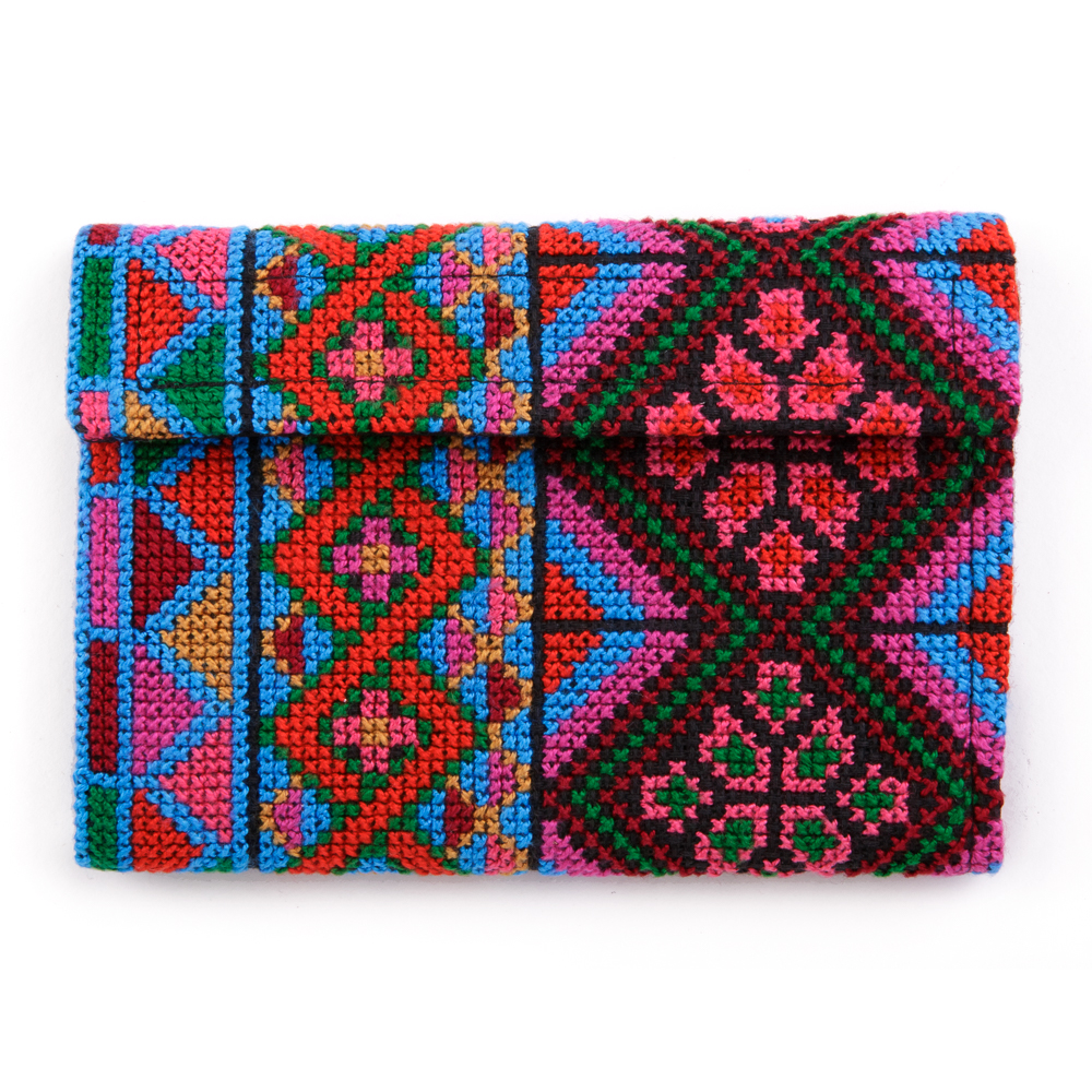 Cross-stitch Wallet