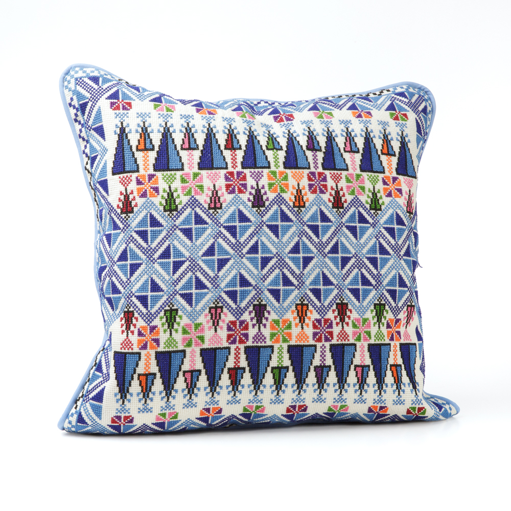 Embroidered Cushion Cover - Nakhleh