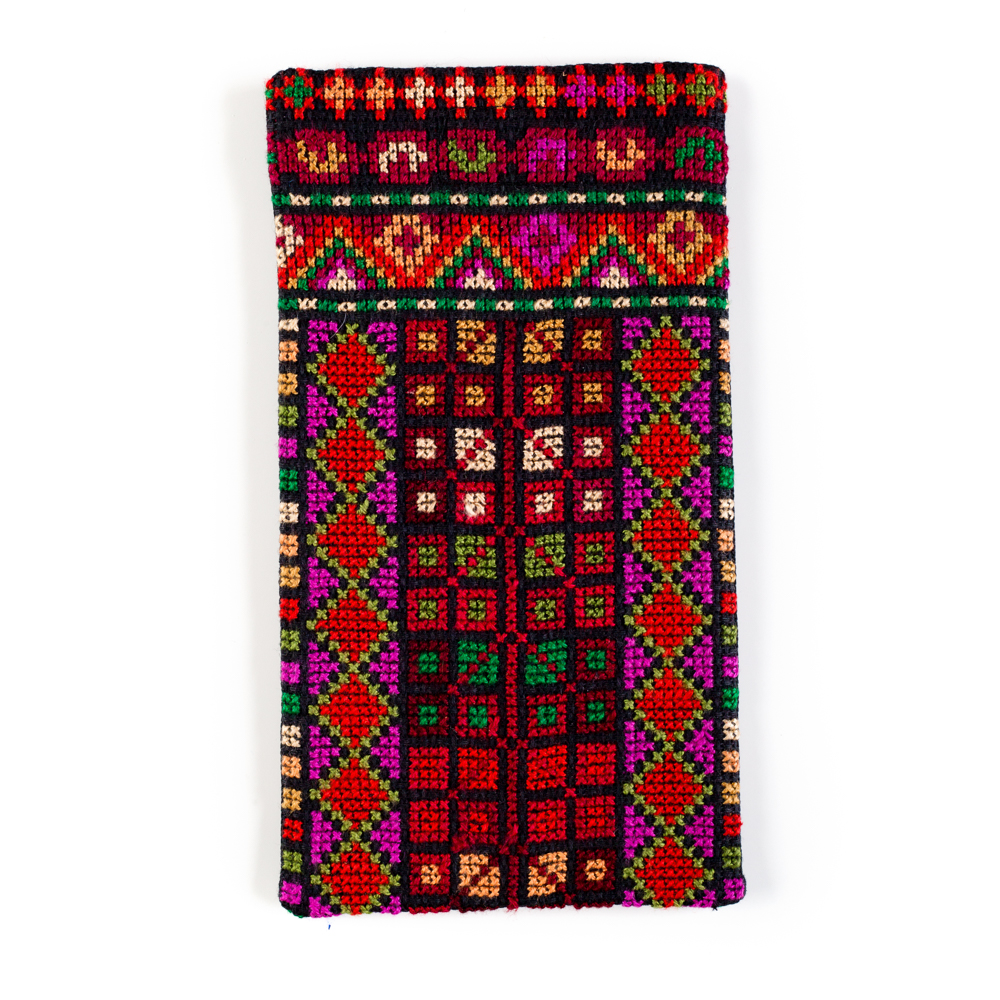 Gaza Glasses Case (Red)