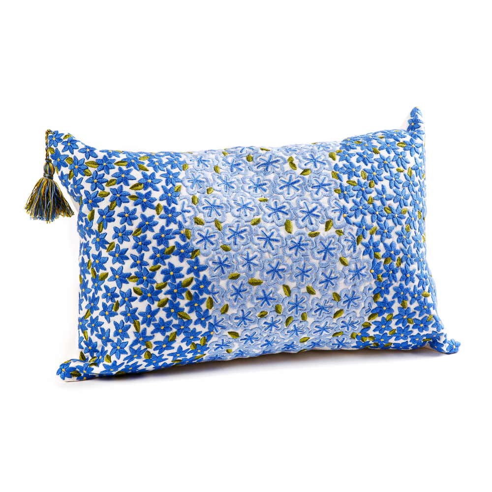 Cushion Cover - Madani Blue (S)