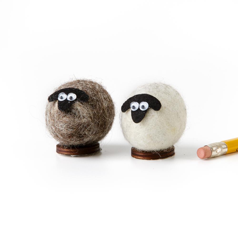 Felt Sheep (S)