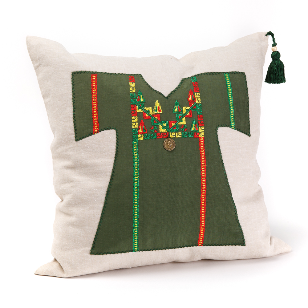 Cushion Cover - Thoub (Green)