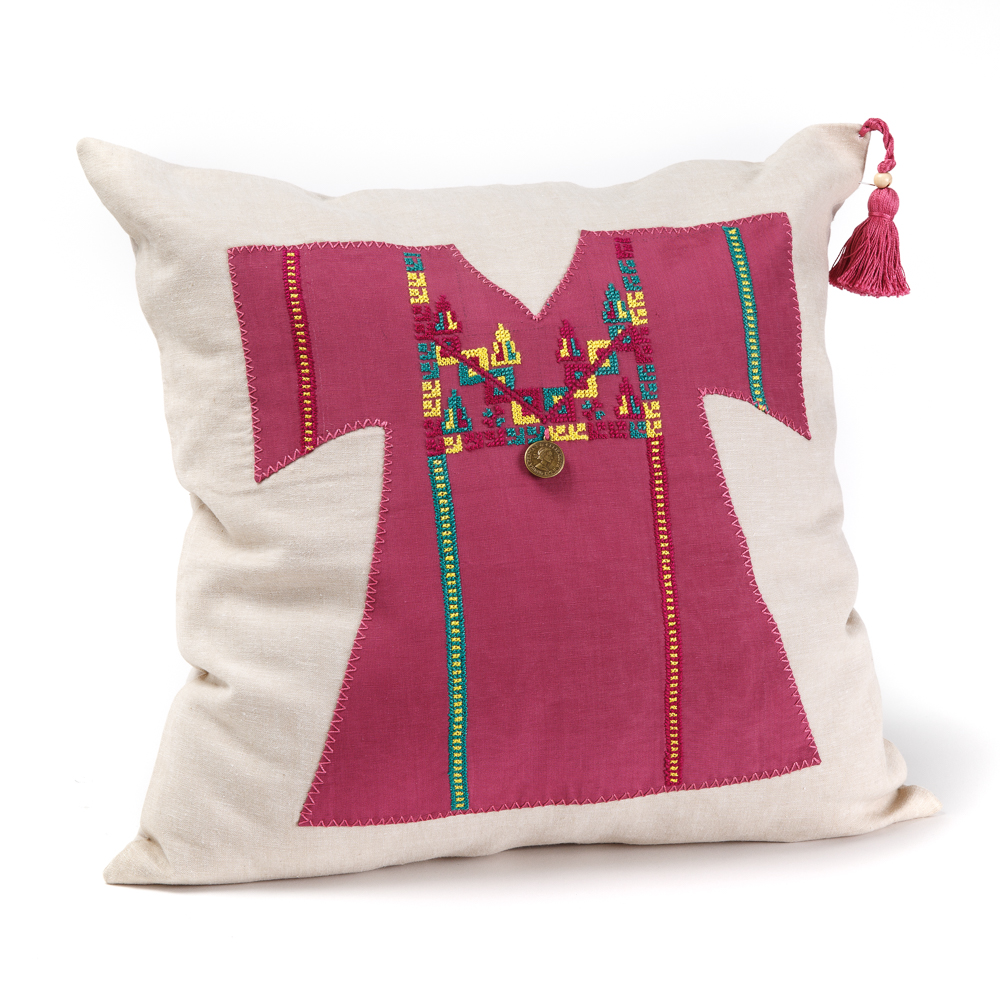 Cushion Cover - Thoub (Pink)
