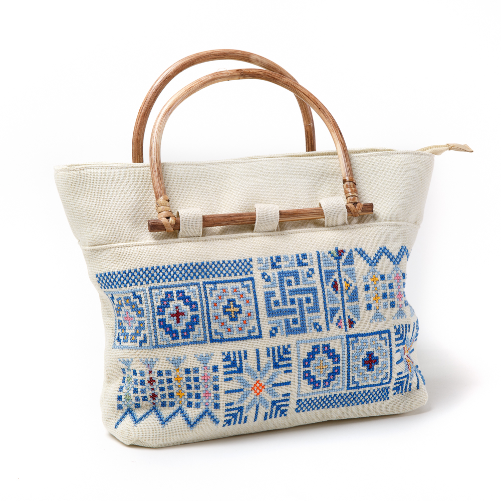 Summer Handbag (Blue)