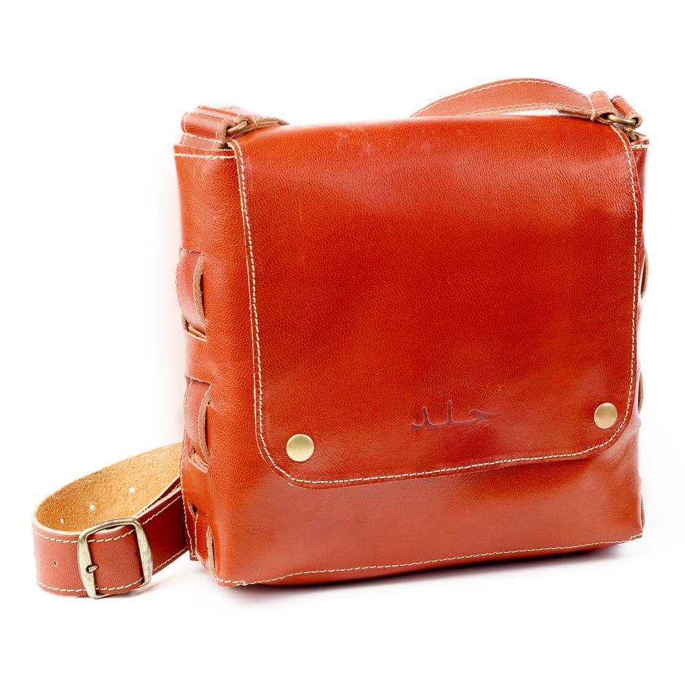 Jelld Bag - Cognac