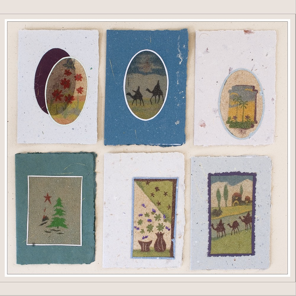 recycled paper greeting cards  greeting cards from