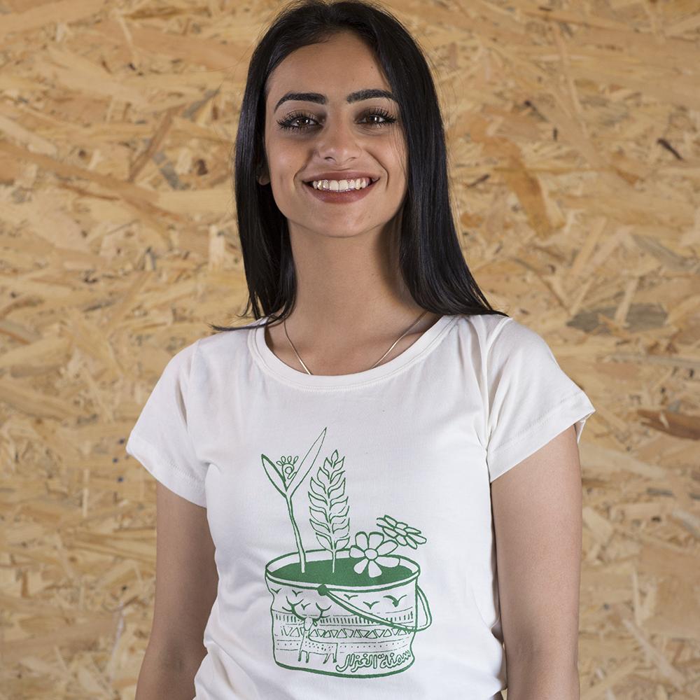 Women's T-shirt 'Samna'