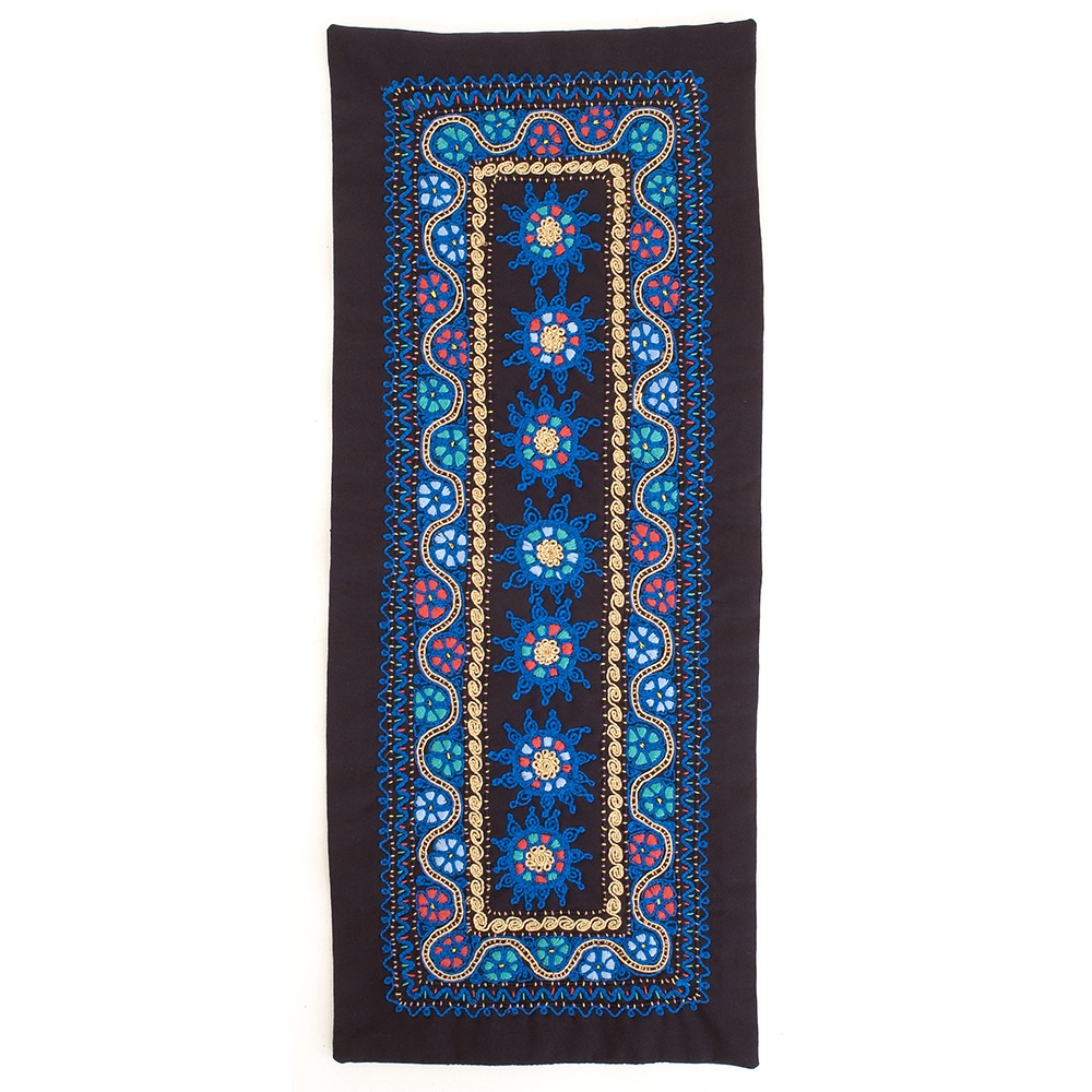 Tahriri Table Runner - Ocean